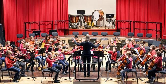 Orchester I (Foto: Musik- und Singschule)
